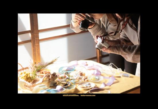 教室 写真 カメラ デザイン おやつ ハンドメイド